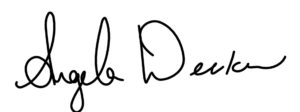 Angela Decker Signature